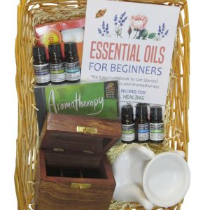Healing Light Online Psychic Readings and Merchandise Christmas Hamper Essential Oils