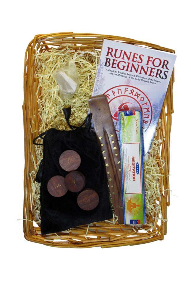 Healing Light Online Psychic Readings and Merchandise Christmas Hamper Pendulum Runes