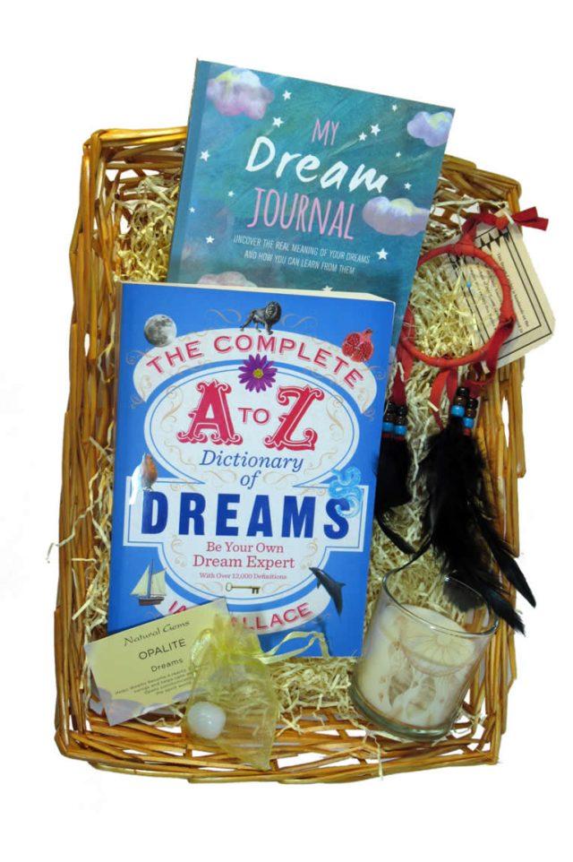 Healing Light Online Psychic Readings and Merchandise Christmas Hamper Dreams