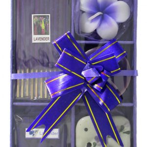 Healing Light Online Psychic Readings and Merchandise Purple Lavender incense gift set