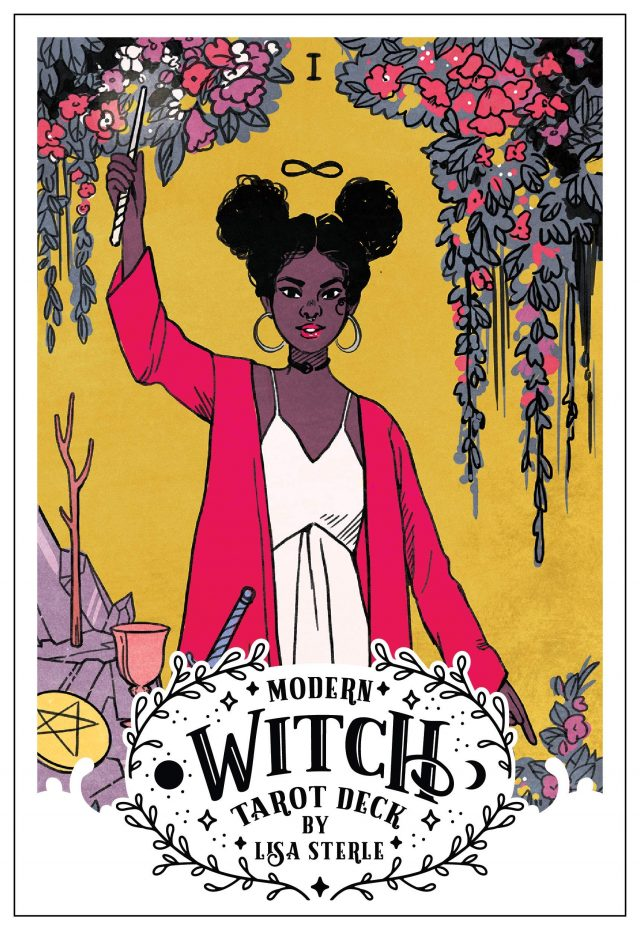 Healing Light Online Psychic Readings and Merchandise Modern witch Tarot