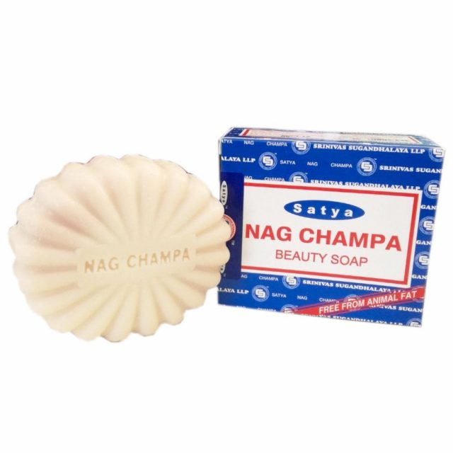 Healing Light Online Psychic Readings and Merchandise Nag Champa Beauty Soap