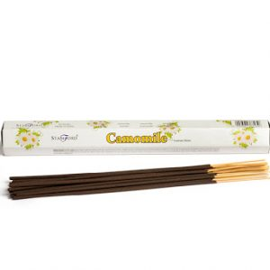 Healing Light Online Psychic Readings and Merchandise Stamford incense sticks camomile