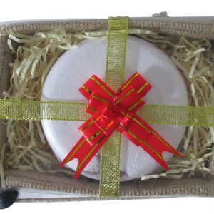 Healing Light Online Psychic Readings and Merchandise Passion time Bath Fizz in Jute Box