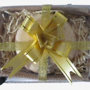 Healing Light Online Psychic Readings and Merchandise Sleep Well Bath Fizz in Jute Box