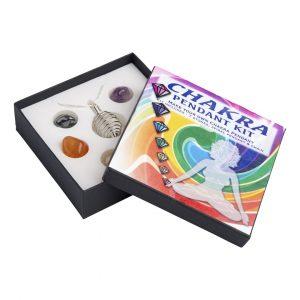 Healing Light Online Psychic Readings and Merchandise Chakra Pendant Kit