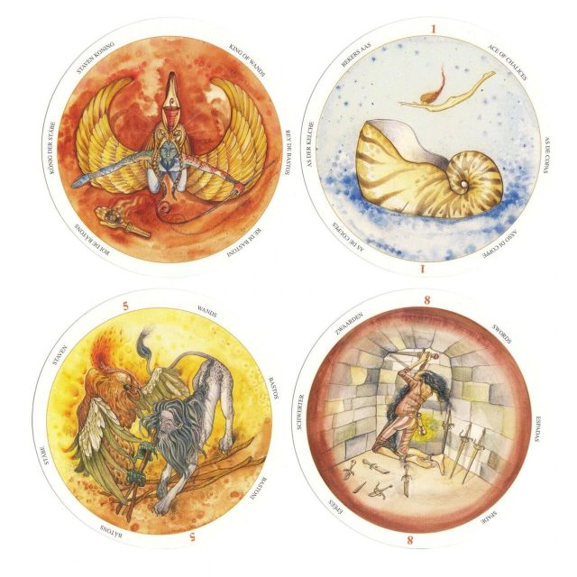 Healing Light Online Psychic Readings and Merchandise The Circle of Life Tarot