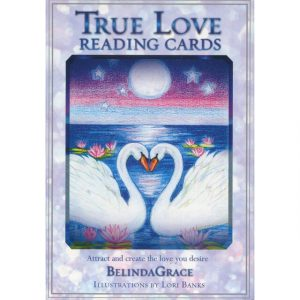 Healing Light Online Psychic Readings and Merchandise True Love Reading Cards by Belinda Grace