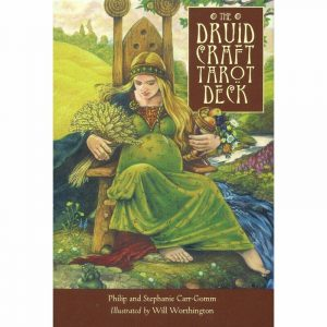 Healing Light Online Psychic Readings and Merchandise The Druid Craft Tarot Deck by Philip and Stephanie Carr Gomm