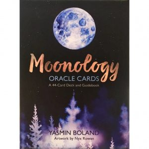 Healing Light Online Psychic Readings and Merchandise Moonology Oracle cards by Yasmin Bond