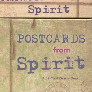Healing Light Online Psychic Readings and Merchandise Postcards from Spirit by Colette Baron Reid