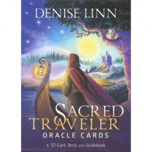 Healing Light Online Psychic Readings and Merchandise Sacred Traveler Oracle cards by Denise Linn