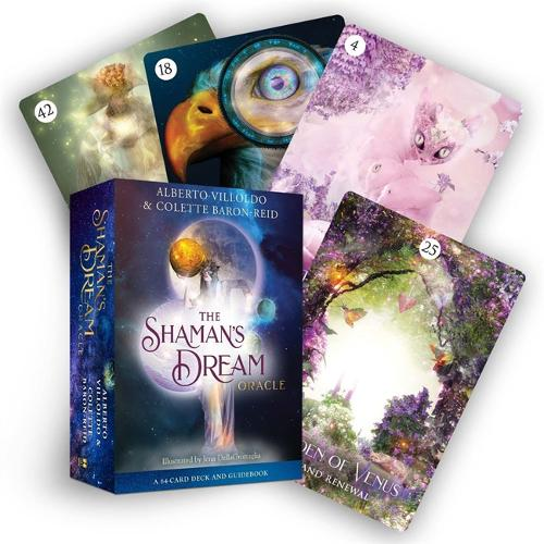 Healing Light Online Psychic Readings and Merchandise The Shaman's Dream Oracle by Alberto Villoldo and colette Baron Reid