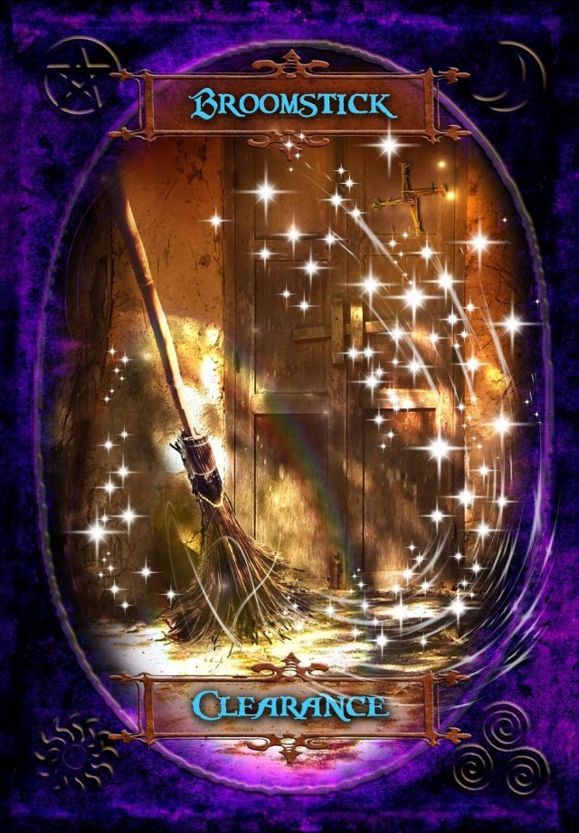 Healing Light Online Psychic Readings and Merchandise Witches Wisdom Oracle cards